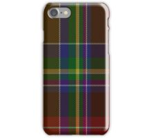 02292 Susanna Elginton Nameless Tartan iPhone Case/Skin