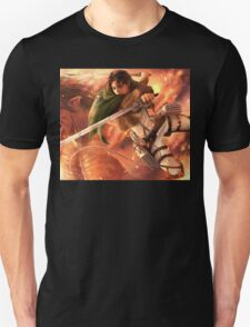 Attack On Titan 04 Unisex T-Shirt