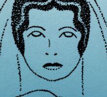 Star Lady - Cerulean Sticker