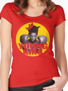 "JMB ""Young King"" Women's Fitted Scoop T-Shirt"