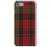 02289 Antagonish Nova Scotia Nameless Tartan  iPhone Case/Skin