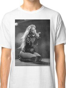 Beyoncé Knowles 1+1 LIVE Classic T-Shirt