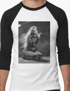 Beyoncé Knowles 1+1 LIVE Men's Baseball ¾ T-Shirt