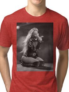 Beyoncé Knowles 1+1 LIVE Tri-blend T-Shirt