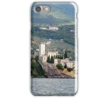 Malcesine Castle, Lake Garda, Italy iPhone Case/Skin
