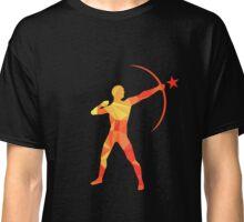 Abstract Bowman Classic T-Shirt