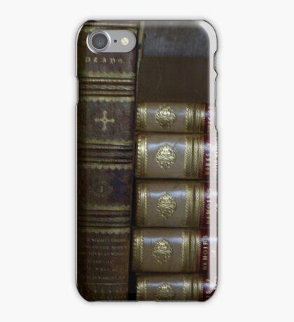 Ancient Books iPhone Case/Skin