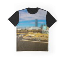 Oklahoma River by Monique Ortman Graphic T-Shirt