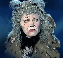 Grizabella the glamour cat by theridingcrop