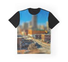 Downtown OKC by Monique Ortman Graphic T-Shirt