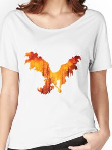 Moltres used heat wave Women's Relaxed Fit T-Shirt