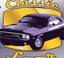 Classic Lover - Classic cars Sticker