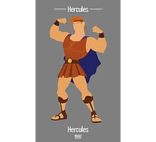 Hercules Illustration Photographic Print