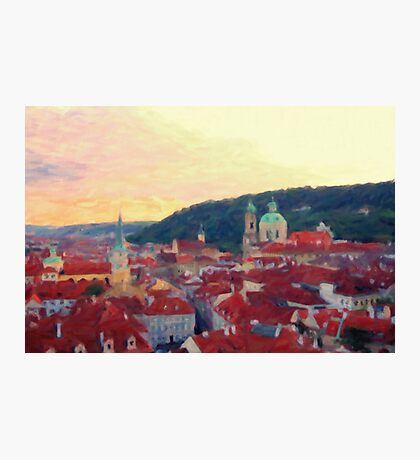 Prague Photographic Print