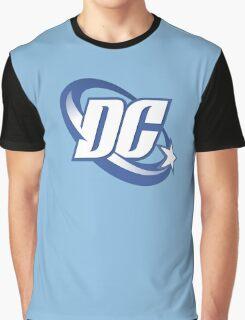 -COMICS- DC Logo Graphic T-Shirt