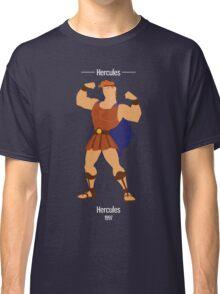 Hercules Illustration Classic T-Shirt