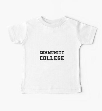 Community College Baby Tee