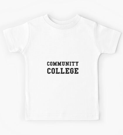 Community College Kids Tee