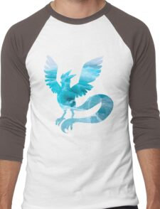 Articuno used sheer cold Men's Baseball ¾ T-Shirt