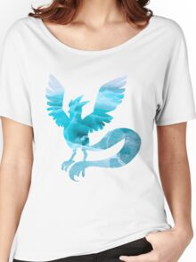 Articuno used sheer cold Women's Relaxed Fit T-Shirt