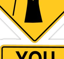 -MOVIES- You Shall Not Pass Sticker