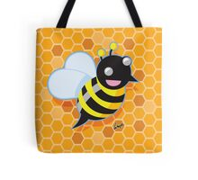 Polly the Bee #2 Tote Bag