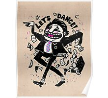 Let's Dance! Poster