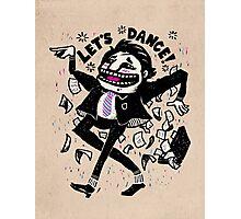 Let's Dance! Photographic Print