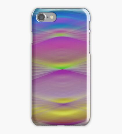 Abstract Colors 2 iPhone Case/Skin