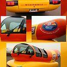 Wiernermobile - American As Apple Pie by Cee Neuner
