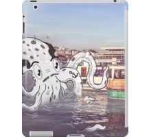 Imaginary Octo-Friend by Kale Atterberry iPad Case/Skin