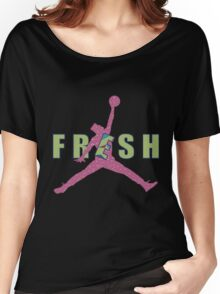 Fresh Prince Jumpman Women's Relaxed Fit T-Shirt