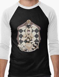 Alice in Cameo Men's Baseball ¾ T-Shirt