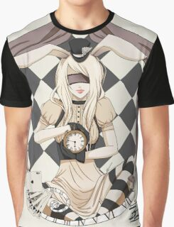 Alice in Cameo Graphic T-Shirt