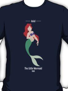 Ariel Illustration T-Shirt