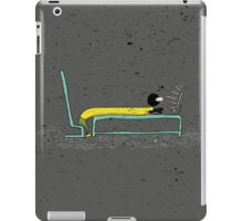 Pure Laziness by Thao Vu iPad Case/Skin