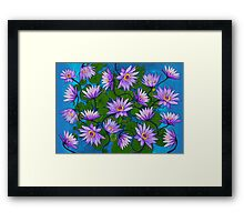 Lily Glory Framed Print