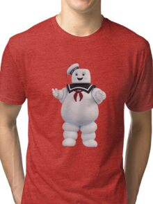 Ghostbusters Stay Puft Marshmellow Man Tri-blend T-Shirt