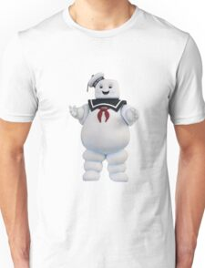 Ghostbusters Stay Puft Marshmellow Man Unisex T-Shirt