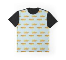 Pyramids, Travels in a Bottle by Madelyn DiPasquale Graphic T-Shirt