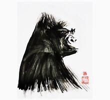 99% Human-Portrait of a Lowland Gorilla Unisex T-Shirt
