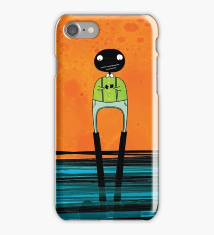 Global Warming by Thao Vu iPhone Case/Skin