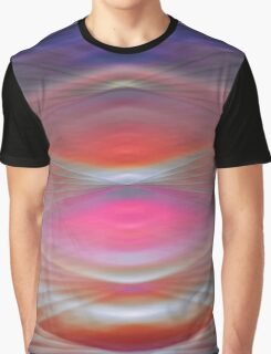 Abstract Colors 3 Graphic T-Shirt