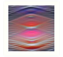 Abstract Colors 3 Art Print