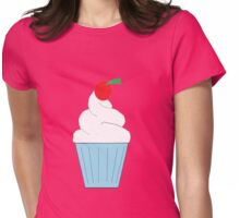 Cupcakes  Womens Fitted T-Shirt