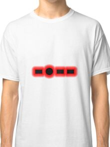 Morse Code Letter Y Classic T-Shirt