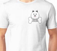 Samoyed Lives Here Unisex T-Shirt