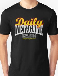 Daily Metagame Sport Red Stroke Unisex T-Shirt