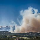 Cold Springs Fire Boulder County Colorado by Bo Insogna