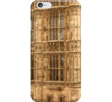 Closer Look at Westminster Palace iPhone Case/Skin